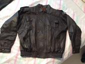 Kožená bunda, XXL