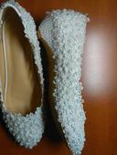 Svatební boty vel. 41-42, 41