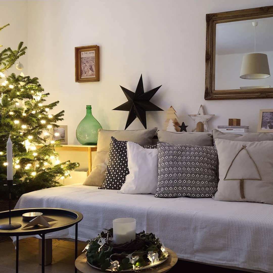 Vianočné dekorácie,advent a vianoce 2020 - Obrázok č. 27