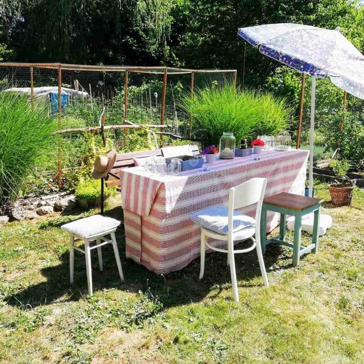 Záhradná párty⛱️ - Obrázok č. 1