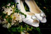 Svadobné topánky Ivanna, 41