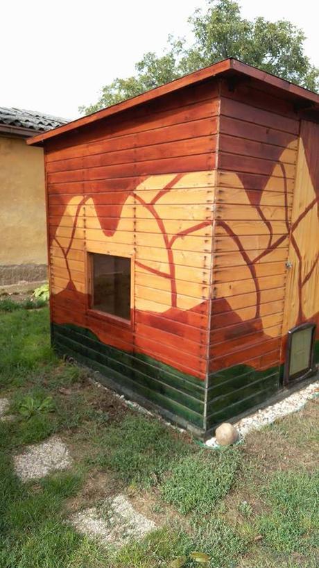 Záhradný domček - Obrázok č. 1