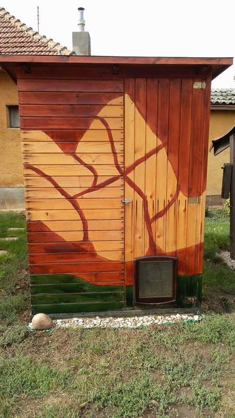 Záhradný domček - Obrázok č. 2