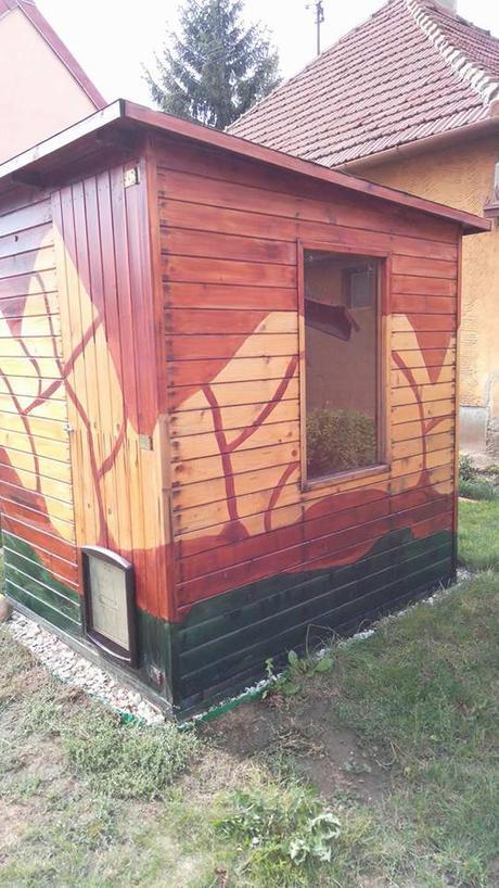 Záhradný domček - Obrázok č. 3
