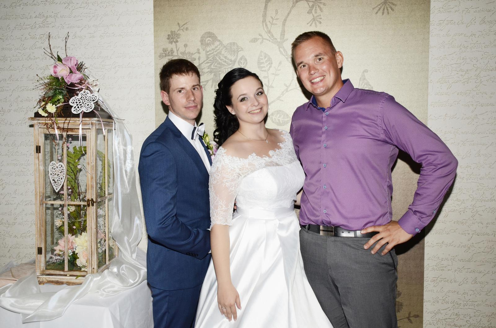 Tak svadbu sme mali... - Obrázok č. 1