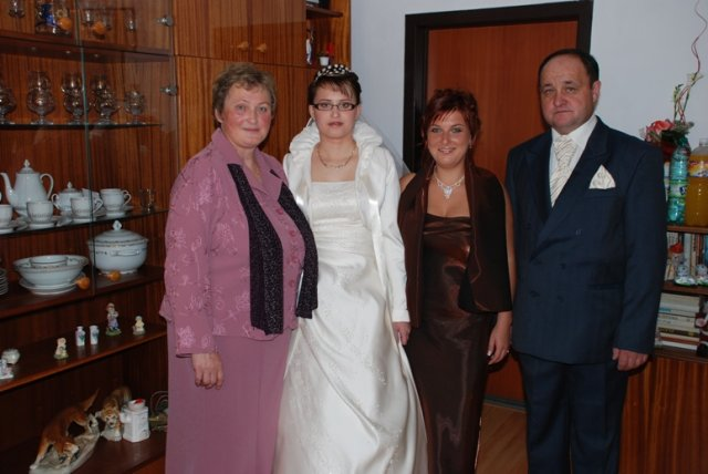 Lucka Hubčíková{{_AND_}}Igor Dudaš - moja rodinka