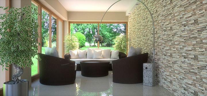 Kameň v interiéri - Obrázok č. 60