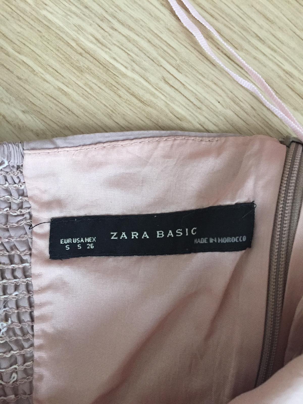 Šaty zn. Zara, pre družičku alebo popolnočné pre nevestu - Obrázok č. 4