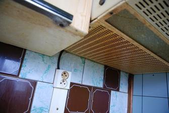 Digestoř - pod ní se museli vařit mňamky ;-)