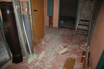1.1.2010 Chodba od vchodových dveří