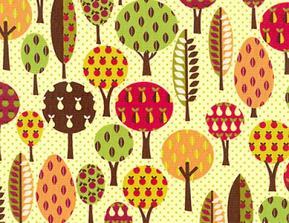Textilie by měli být neutrální, nevíme, jestli malí obyvatelé pokojíčku budou páreček nebo dvě slečny