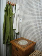 Koupelna (kdyby to bylo málo zřejmé :)