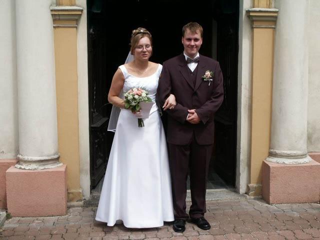 16.7.2005 - Předloni se tam ženil brácha.