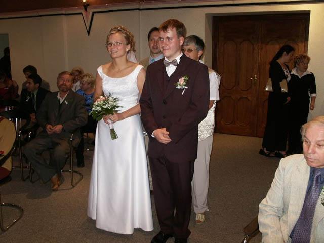 16.7.2005 - Vevnitř se fotí hrozně špatně. Fotograf musí mít hodně kvalitní blesk. Ty fotky jsou potom stejně takové.. divné