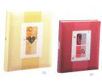 16.7.2005 - Máme to béžové. Svatební album použijeme zároveň jako svatební knihu.