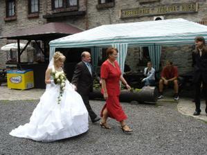 Příchod nevěsty - vyšel na jedničku!