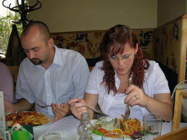 Jedinečný sraz... i zážitek - Kulíškovi na obědě