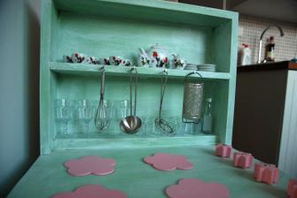 Záložní kuchyň :)