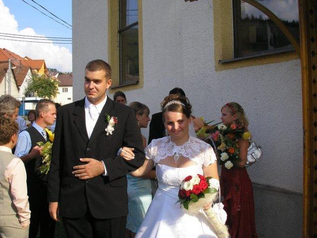 Lenka Barteková{{_AND_}}Miško Bartek - už manželia