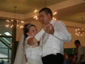 mladomanželsky tanec