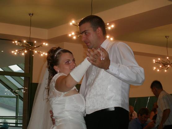 Lenka Barteková{{_AND_}}Miško Bartek - mladomanželsky tanec