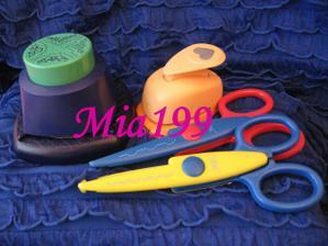 """Moje """"nástroje"""" na tvorenie..."""