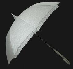 Svadobný dáždnik, konečne doma...dobrý na fotenie aj prípade dažďa...