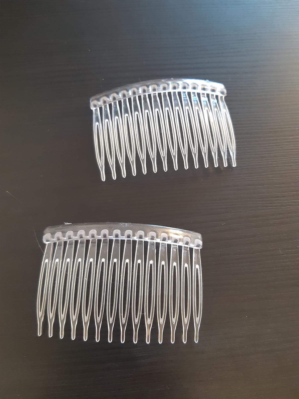 Hřebínky do vlasů - Obrázek č. 1