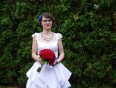 svatební šaty Miabella, 38