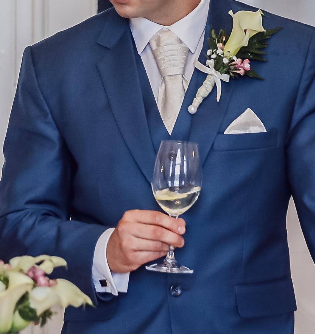 Svatební kravata - Obrázek č. 1