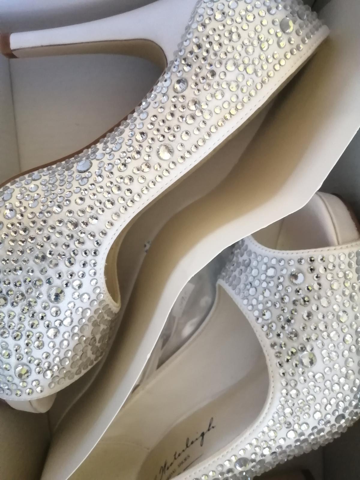 Topánky pre nevestu - Obrázok č. 3