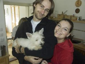 My tři-Jirka,Tomík a já