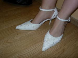 Mé krásné botičky..