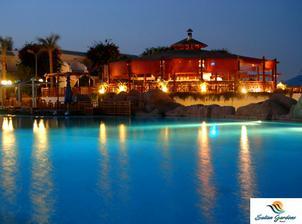 Svatební cesta Sharm
