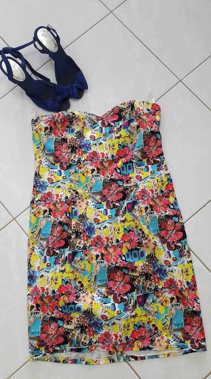 Farebne šaty - Obrázok č. 1