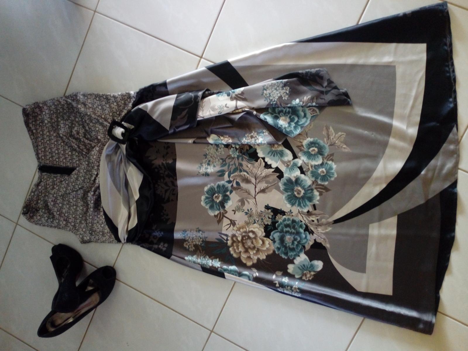 Šaty so vzorom - Obrázok č. 1