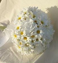 margarétky,výťazné kvietka pre moju svadobnú kyticu
