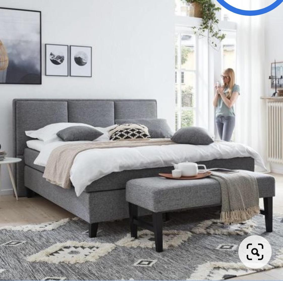 Hezky večer, dáte mi prosím tip na výrobce postelí ? Hledám už nějaký ten pátek, vymysleli jsme si postel 220x200 kontinentálního typu a prostě není 😁 - Obrázek č. 1