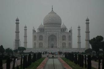 svadobna cesta - Taj Mahal - ranna iluzia ci krasne realny sen?;-)