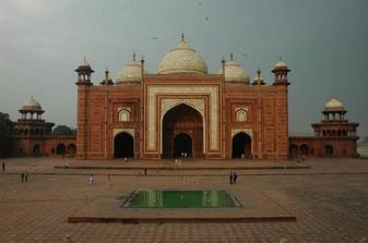 Taj Mahal - mesita