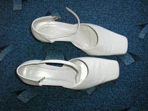 Svatební boty...