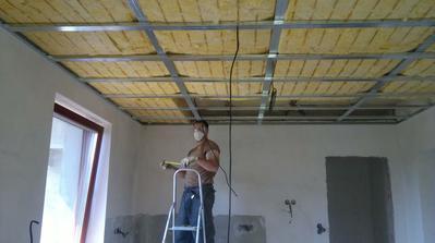 zateplování stropu