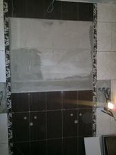 umyvadla a zrcadlo