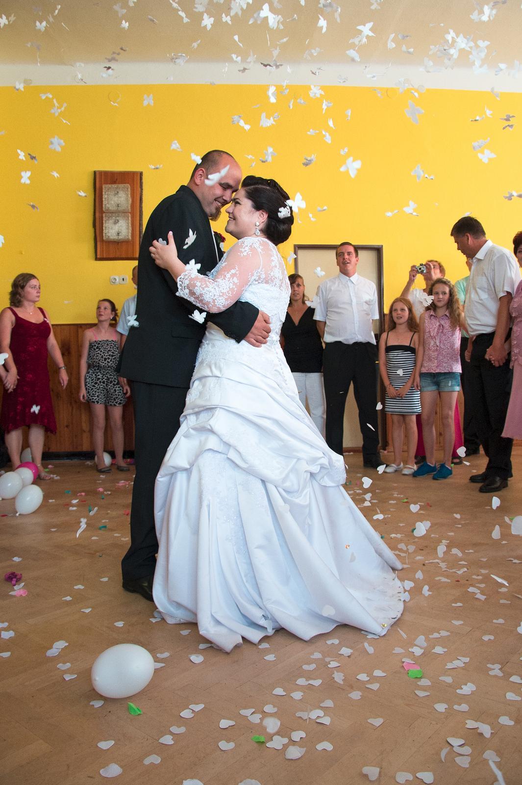 Vystřelovací konfety - foto spokojených zákazníků