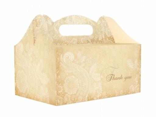 Krabičky a košíčky na svatební výslužku - Obrázek č. 1