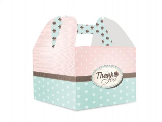 Krabičky a košíčky na svatební výslužku - Obrázek č. 2