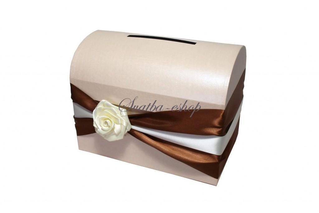 Svatební pokladničky a truhličky  - Vše skladem, odesíláme ihned - Obrázek č. 40