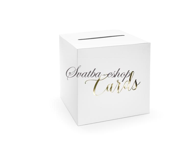 Svatební pokladničky a truhličky  - Vše skladem, odesíláme ihned - Obrázek č. 41