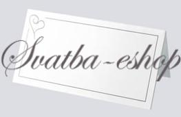 70 druhů jmenovek skladem na www.svatba-eshop.cz - Obrázek č. 16