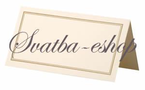 70 druhů jmenovek skladem na www.svatba-eshop.cz - Obrázek č. 17